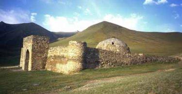AncientTashRabatCaravanseraiKashgar
