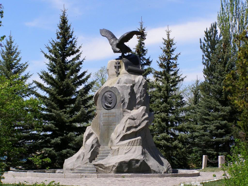 Nikolai-Przewalski-memorial-Karakol-Kyrgyzstan