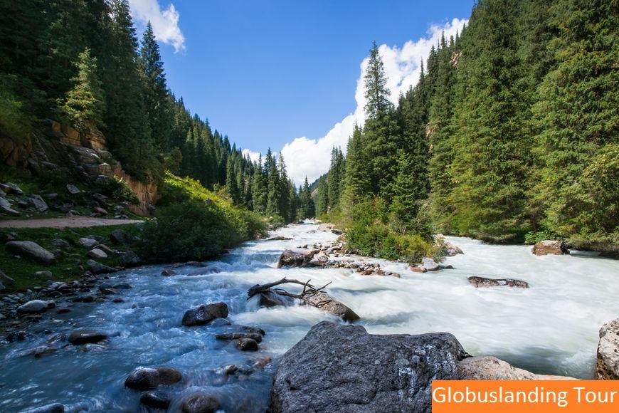 Chichkan Gorge