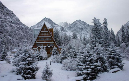 kegety gorge kyrgyzstan