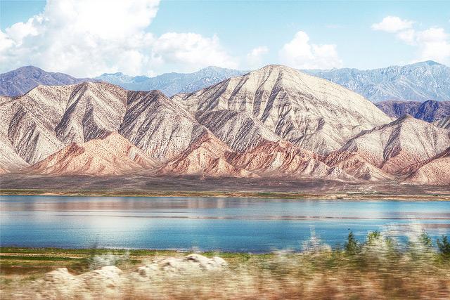 Toktogul Water Reserve