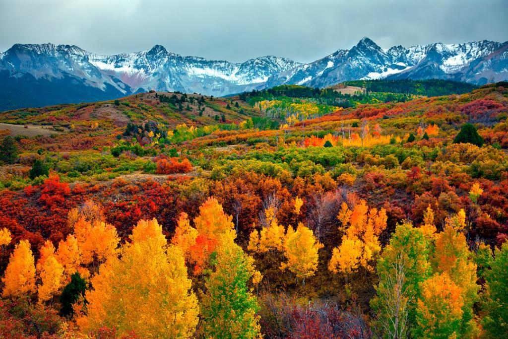 Осень_в_Колорадо