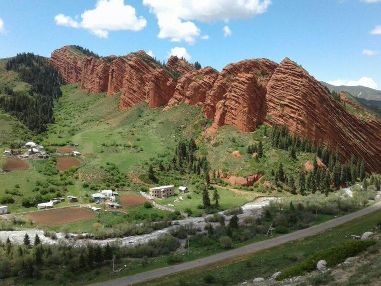 jetti oguz canyon