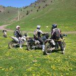 motorbike tours kyrgyzstan