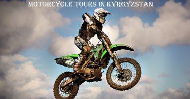 motorbike tours Kyrgyzstan - http://globuslanding.com