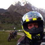 motorbike rental and tours in kyrgyzstan