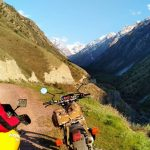 Motorcycle tours in Kyrgyzstan