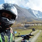 adventure motorcycle package tours in Kyrgyzstan