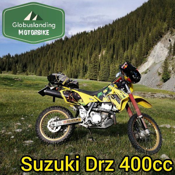 Suzuki DR-Z 400 Yellow