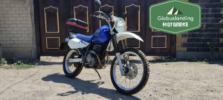 Suzuki Djebel 250cc