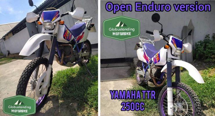 Yamaha TT-R 250 Open Enduro Version